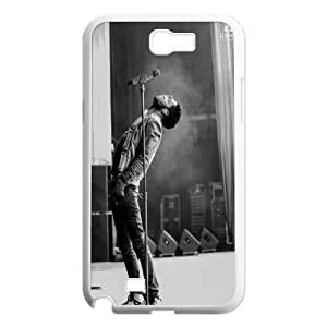 Fggcc Kid Cudi Protective Hard Case for Samsung Galaxy Note 2 N7100,Kid Cudi Note2 Case Cover (pattern 11)