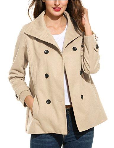 Wool Jacket Skirt Suit - 7