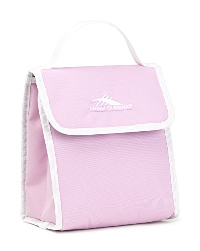 High Sierra Classic Lunch Kit, Iced Lilac/White