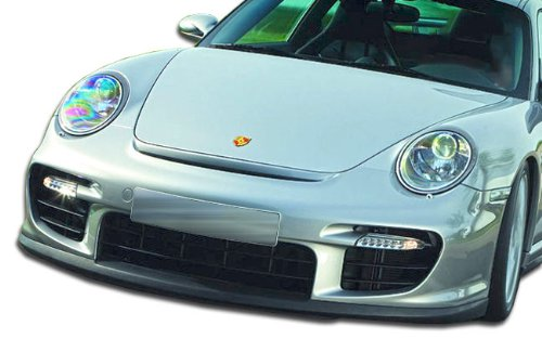 Duraflex ED-XNE-836 GT-2 Look Front Lip Under Spoiler Air Dam - 1 Piece Body Kit - Compatible For Porsche 997 2005-2011