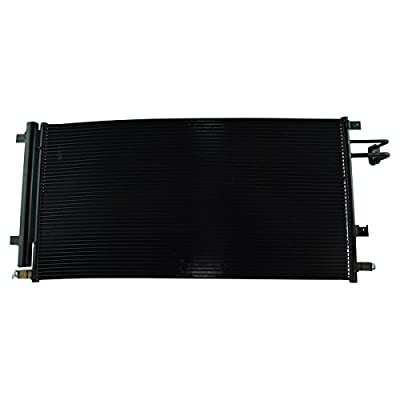 AC Condenser A/C Air Conditioning for Cadillac Chevy GMC Truck SUV: Automotive