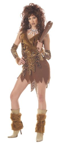 cave babe fancy dress - 4