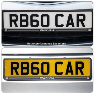 Richbrook Official Number Plate Holder Surround for  sc 1 st  Amazon UK & Richbrook Official Number Plate Holder Surround for: Amazon.co.uk ...