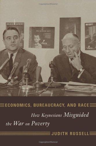 Economics, Bureaucracy, and Race (Power, Conflict, and Democracy: American Politics Into the 21st Century)