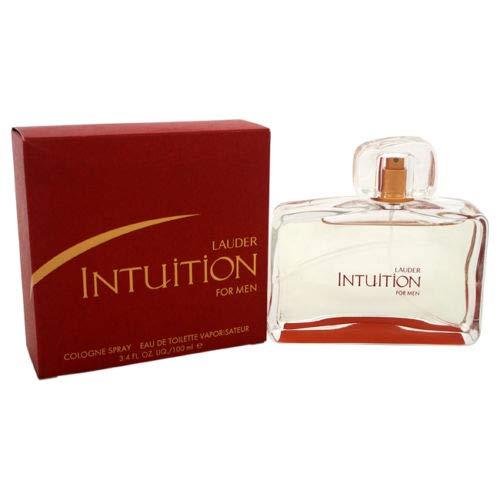 Estee Lauder Intuition Cologne/Eau De Toilette Spray for Men, 3.3 Fluid Ounce from Estee Lauder