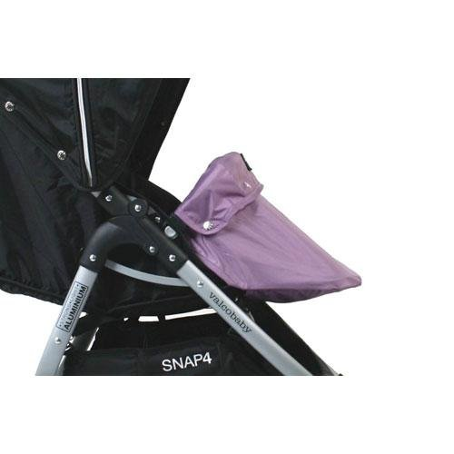 Valco Baby Snap & Snap4 Vogue Infant Bootie (Lilac) - Stroller Baby Newborn Valco