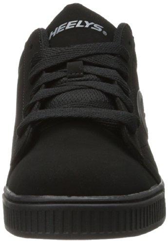 Heelys Straight Up Skate-Schuh (kleines Kind / großes Kind) Schwarz