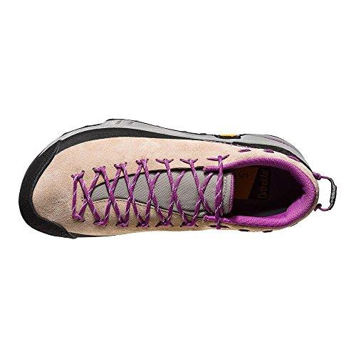 Sportiva Leather La EU 000 Chaussures Woman Femme Tx2 Purple Multicolore Basses de 38 Randonnée Sand 5 SqdwEd