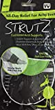 Strutz Cushioned Arch Supports 2 Count, 3 Pack