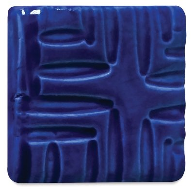 Speedball Stoneware Glaze (Speedball 002013 Stoneware Glaze, Royal Blue, 16 oz)
