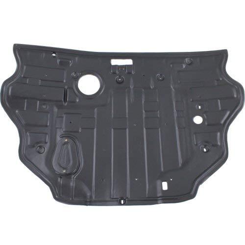 Garage-Pro Rear Engine Splash Shield for HYUNDAI SONATA 2011-2014 Under Cover 2.4L Eng