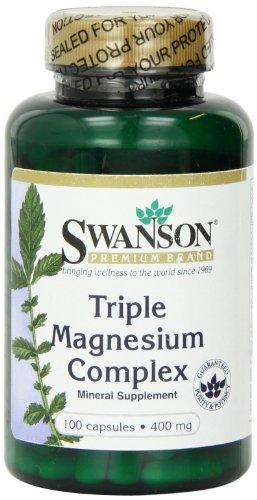 Magnesium Complex 100 Capsules - 9
