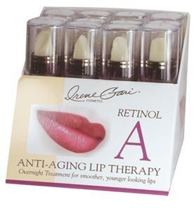 Irene Gari Retinol A Lip Care 0.15 oz. (12 Pieces Display)