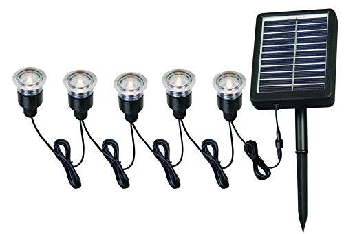 Kenroy Home Solar Deck Lights in US - 5