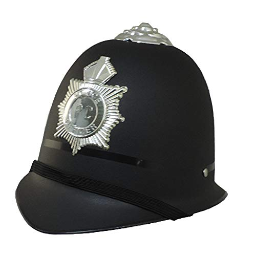 English Bobby Helmet Costume Accessory ()