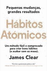 Hábitos Atómicos (Portuguese Edition) Paperback