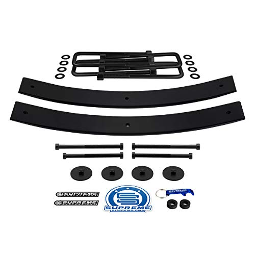 Supreme Suspensions - Rear Leveling Kit for 1986-1995 Toyota IFS T100 SOA [7