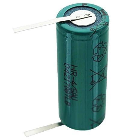 Batería para BRAUN Oral-B Triumph Professional Care V2 VERSION, soldadura en Central 2 mm de ancho: Amazon.es: Electrónica