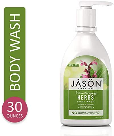 Body Washes & Gels: JĀSÖN Moisturizing Body Wash