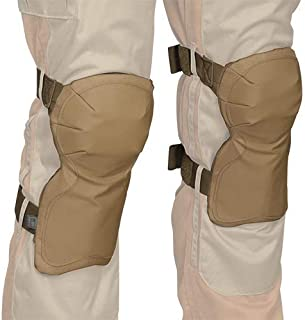 product image for Atlas 46 24/7 Comfort-Tuff Knee Pads (Coyote, Small)
