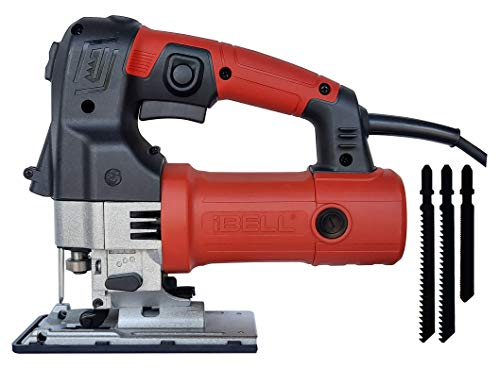 IBELL Professional JIG Saw with LED, 700W, Carrying Case, 3 Blades, 84 Inches Cord 1