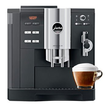 Jura Impressa S9 Classic Black One Touch Espresso Coffee Machine