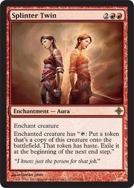 Magic: the Gathering - Splinter Twin - Rise of the Eldrazi by Magic: the Gathering