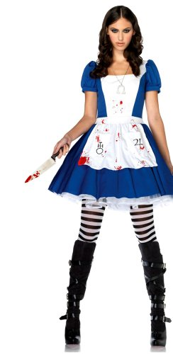 Madness Returns Costumes (Cos2be Costume For Alice-madness Returns Alice Cosplay Update Edition(XL))