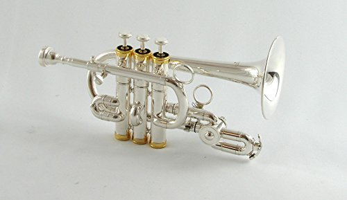 Schiller American Heritage 80 Piccolo Trumpet by Schiller