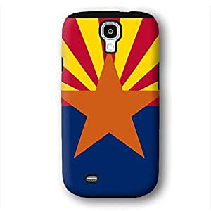 New Mexico USA State Flag Samsung Galaxy S4 Armor Phone Case