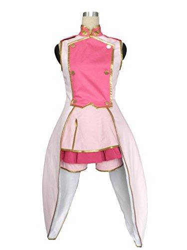 Mtxc Women's Cardcaptor Sakura Cosplay Costume Kinomoto Sakura 2nd Size XX-Small Pink ()