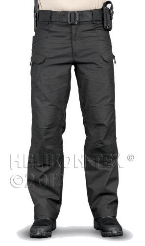 Helikon Tex UTP® (Urban Tactical Pants Pantalon)–Ripstop–Noir Noir Noir L/Long