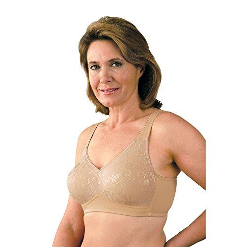 - Post Mastectomy Seamless Lace Bra