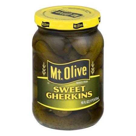 Sweet Gherkins (Pack of 36)