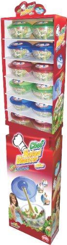 Chef Salad Blaster 40 oz Bowl Floor Display Case Pack 12 Home Kitchen Furniture Decor