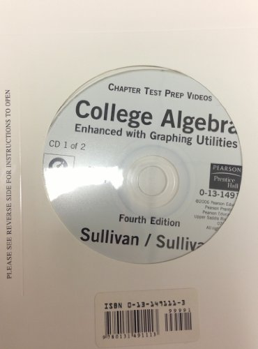 Download cd lecture series for college algebra enhanced with download cd lecture series for college algebra enhanced with graphing utilities book pdf audio idkgsr8ex fandeluxe Choice Image
