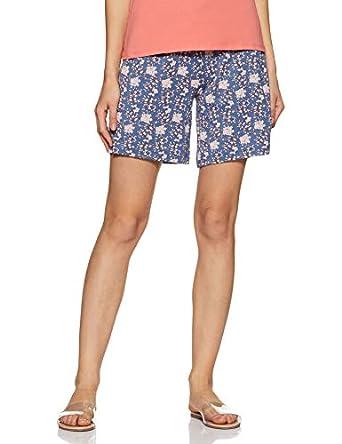 Van Heusen Athleisure Women's Printed Lounge Shorts