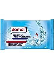 Domol Islak Temizlik Bezi Tuvalet Hijyeni için 15 adet