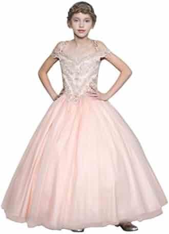 5b40bac0fc21 Shopping  200   Above - Pinks - Dresses - Clothing - Girls ...
