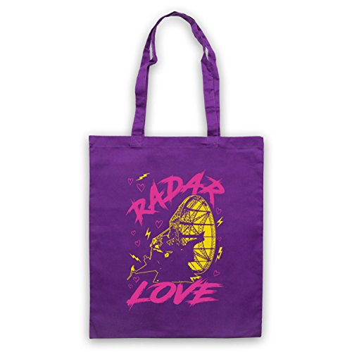 Golden Earring Radar Love Bolso Morado