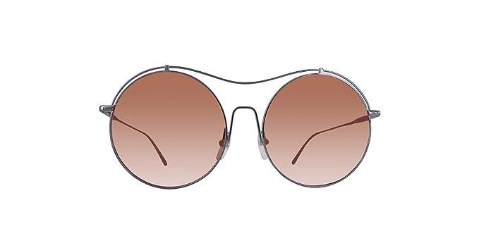 Calvin Klein Sonnenbrille Ck2161S 60 Gafas de sol, Plateado ...