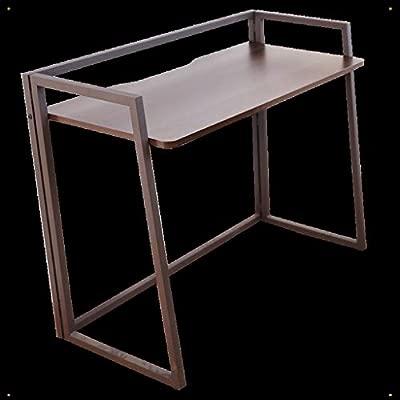 Mesa Plegable para el hogar, Escritorio portátil liviano, 99 × 49 ...