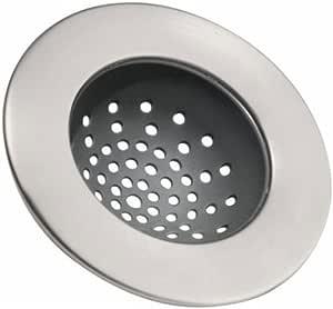 InterDesign Forma Brushed Stainless Steel Sink Strainer, 1, Piece