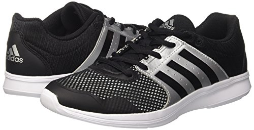 W Chaussures Fun Running Black core Met Essential core silver Femme Ii Multicolore Adidas De Black FwRfBtxq