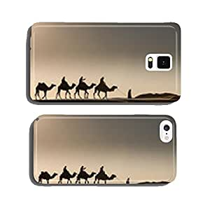 Desert, Camel Ride, Enjoying and happy People cell phone cover case iPhone6 Plus