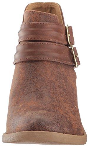 Qupid Women's Tobin-51 Boot Cognac 12UUcrVI
