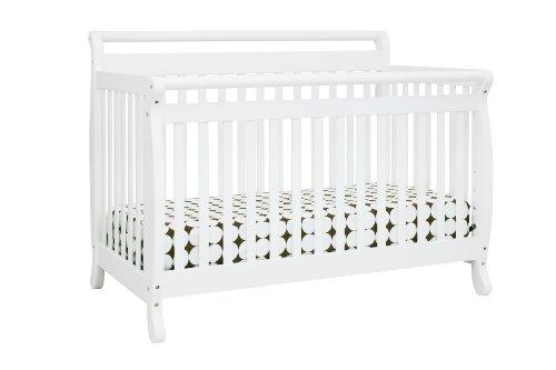 Emily 4in 1 Crib (DaVinci Emily 4-in-1 Convertible Crib in White)