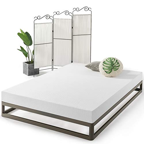 Best Price Mattress Full Mattress - 6 Inch Air Flow Memory Foam Bed Mattresses Infused with Green Tea, Full Size
