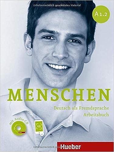 Menschen. Deutsch Als Fremdsprache Arbeitsbuch (a1.2) + Cd por Sabine Glas-peters epub
