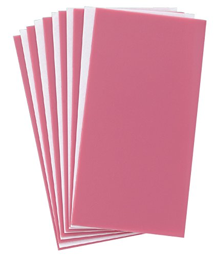 Miltex 117-56590 Beauty Pink Wax, Hard, 5 lbs